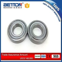 high precision deep groove ball bearing stainless steel ball bearing S6008 for car for motor