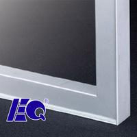 Exquisite Glass Door Panel Pantry Free Cutting Aluminum Frame