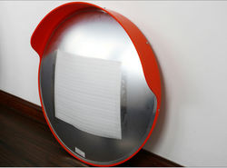 China High Quality Acrylic Round Convex Road Corner Mirror