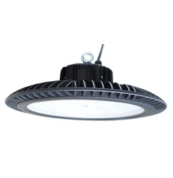 2015 hot selling round shape 70w/90w/150w/200w high lumen 130lm/w IP65 led high bay light