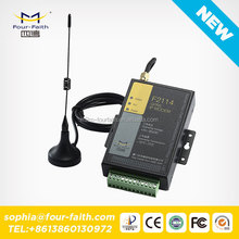 F2114 rs232 gsm gprs modem with GPIO interface for valve control