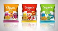 fresh potato chips snack package bag