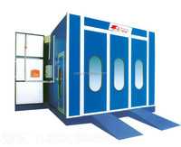 used car paint room/painting room spray booth