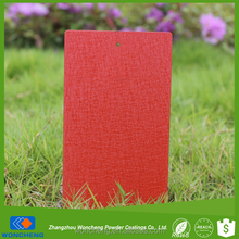 Red Leather Effect Coating Spray Coating Paint