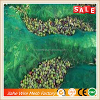 hdpe uv plastic agriculture olive netting