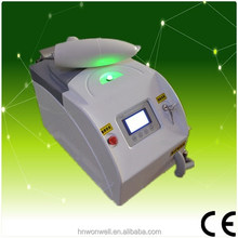Nd.yag laser hair removal machine, protable nd:yag laser tattoo removal system/tattoo removal/lip line removal
