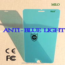 MILO 2.5D 9h Anti Blue Light Cut film Tempered Glass Screen Protector for iPhone 6 plus