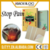 Online Wholesale Medical Capsicum Plaster for Pain Relief/Capsaicin Hot Patch Bulk Case