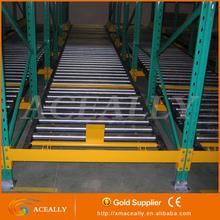 China Pallet Live Warehouse Racking