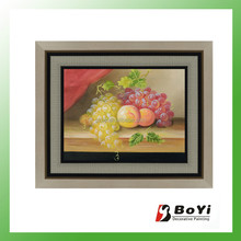 Handmade Famous Abstract Canvas Fruit Paintings