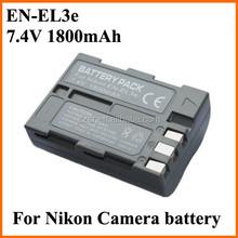 D90 D80 D700 D200 D300 D300S EL3e+ EL3E EL3 camera battery