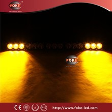 Wholesale 150w IP67 Mini 4x4 amber green white led light bar for tractor , truck, offroad