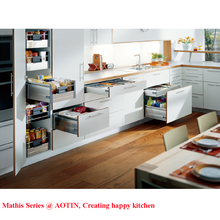 AOTIN Modern PET Kitchen Cabinet China