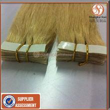 Wholesale Price High Grade Tape Hair