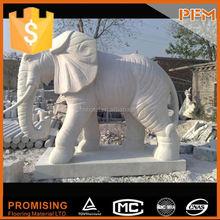 Nuevo diseño de granito africana esculturas de animales