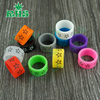 Top sales ranking!!! RHS factory Wholesale Silicon Vape Band E Cig Accessories Colorful Silicon Band for Mechanical Mod