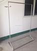 Manufacturer for adjustable garment display rack steel collapsible rack