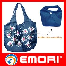 wholesale foldable portable pretty Shopping waterproof Tote Bag