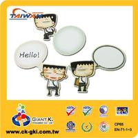 New arrival promotion creative home decoration rubber fridge magnet