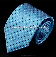 rhinestone silk neck tie