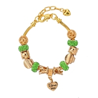 New Gold Bracelet Designs For Girls and Women Jewelry Decoration