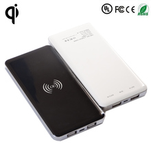 QI wireless power bank wireless charger power bank for Meizu pro Samsung S6