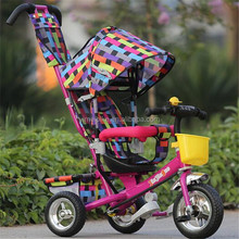 2015 hot sell plastic baby tricycle ,kid car toy,child bicycle toy