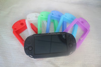 High quality Soft Colorful Silicone Soft Cover Protective Case for PSP V