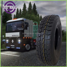 10.00r20 tubeless bus tyre from Huachen tyre in bus
