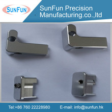 5 axis cnc aluminum machining job work