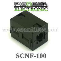 SCNF-100 suppressor choke ferrite core