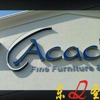 Super brightness for car brand signs names