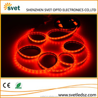 Waterproof DC12V/24V 60leds/m 5050 addressable rgb led strip