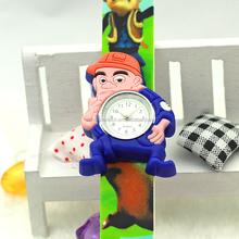2015 newest child watch trend design quartz watch band