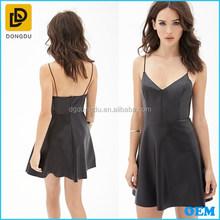 Fashion Sleeveless Prom Dress Wholesale Sexy Evening Dress 2015