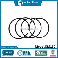 Factory sell Cast iron piston ring set for Weichai diesel engine