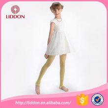 Hot sale kids in nylon pantyhose wholesale for ballet girls
