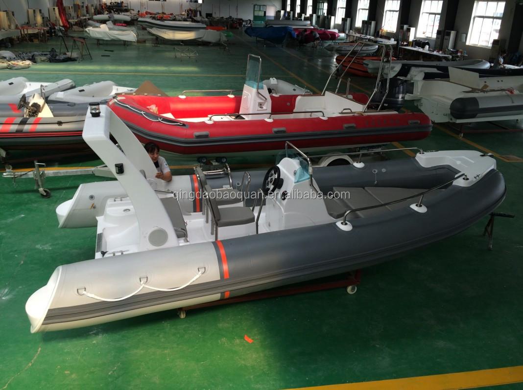 оборудование для производства лодок риб