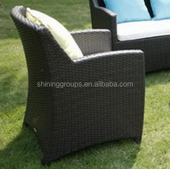 C064-b venta al por mayor la naturaleza sofá / Simple exterior muebles de filipinas Manila / venta al por mayor muebles en precio bajo