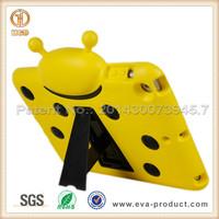 Ladybug Kiddies Series Shockproof Hybrid Stand Case for iPad Air