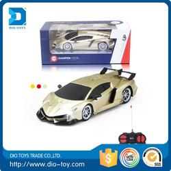 ABS Plastic 1:20 4 channel rc car top speed with lights