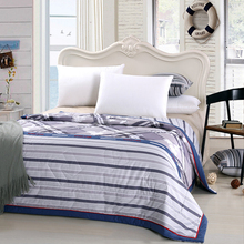 100% cotton bed comforter new plain for unisex magnetic bed quilts set