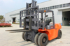 General Industrial Equipment 7tons loads diesel forklift truck, trucks for sale
