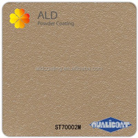 ALD glow in the dark paint powder coating