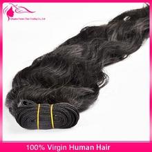 Human Hair Extension Silky Straight Natural Wave Tangle Free Cuticle Remy Malaysian Natural Wave Hair