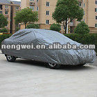 PEVA car cover with pp cotton