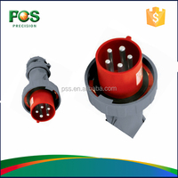 P6 High Quality Electrical Plug Waterproof