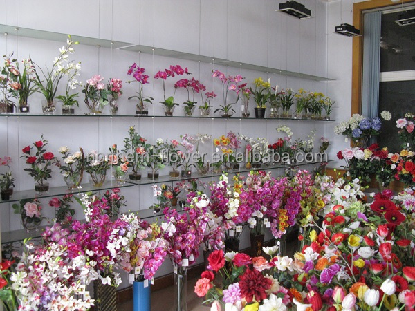 Venta al por mayor de la f brica artificiales flor de for Plantas artificiales carrefour