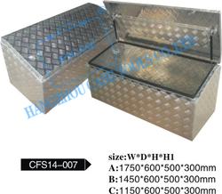 Aluminum Tool Box,alu box for truck,tools holding box