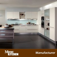 Modern kitchen cabinet buy direct from china factory